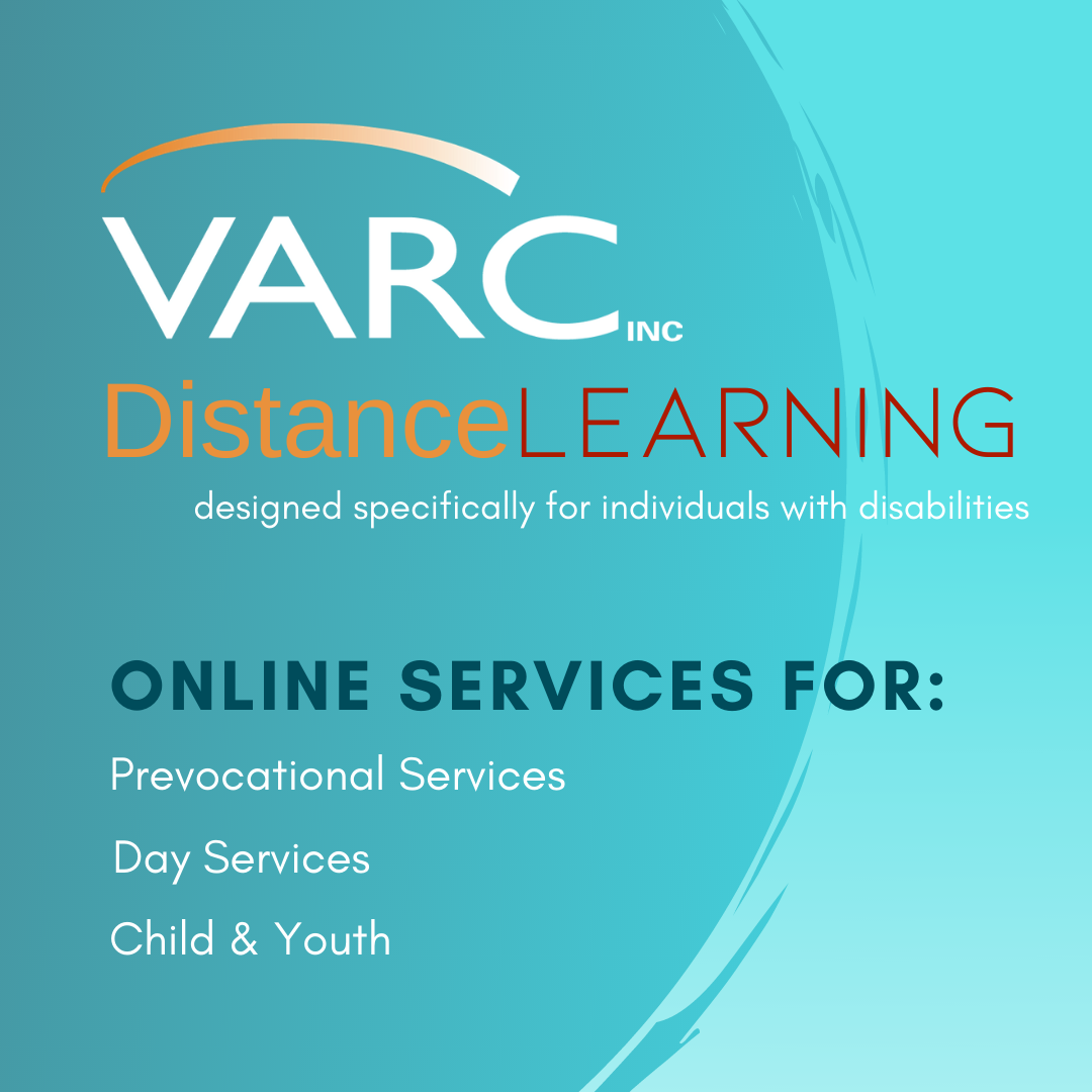 Remote Learning designed for individuals with disabilities